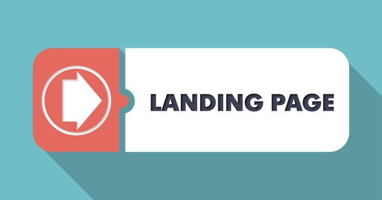 landing page yang baik